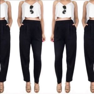 St. John knit trousers with pockets